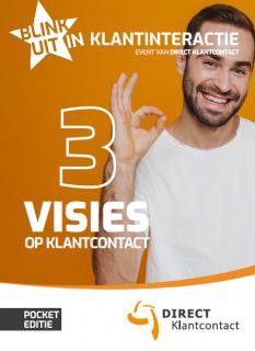 3 visies op klantcontact