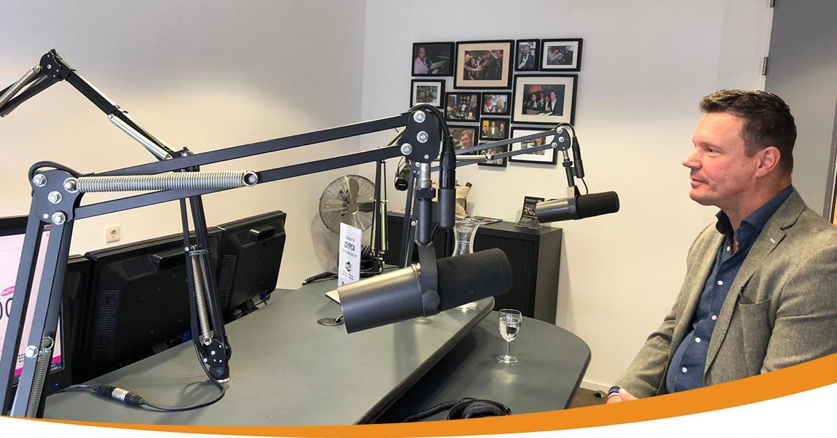 blog New business radio Rob Wennink