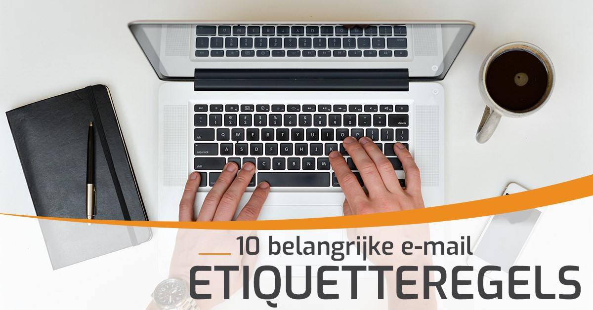 blog etiquetteregels e-mail