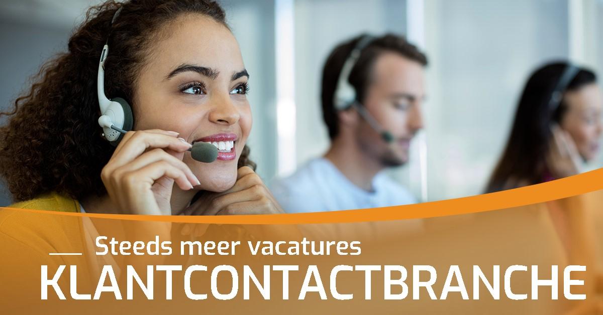 blog meer vacatures klantcontactbranche