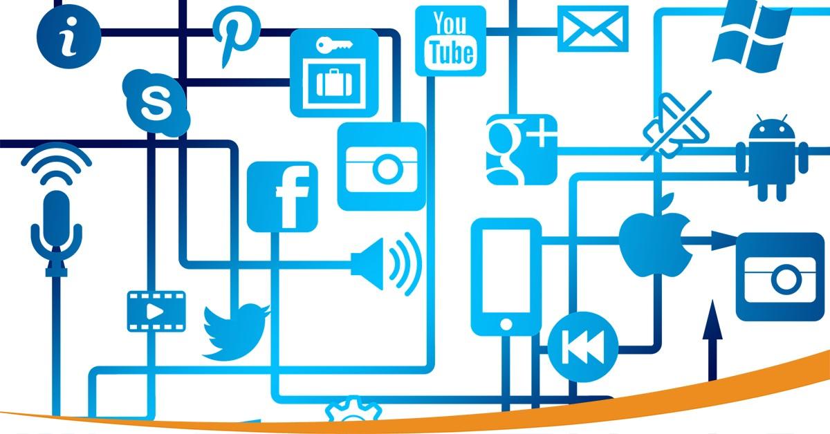 blog social media kanalen