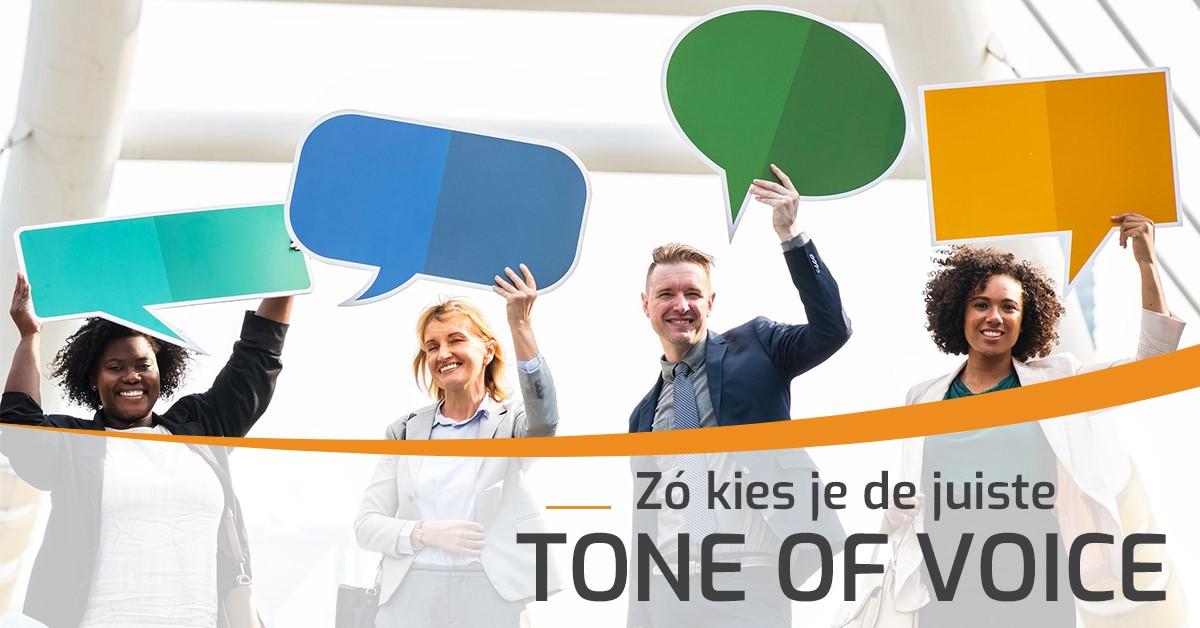 blog tone of voice