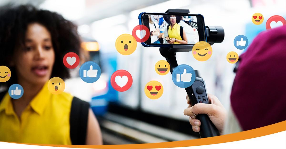blog video social media