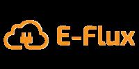 E-flux logo groot